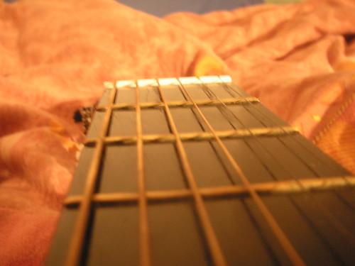 Touche de Guitare