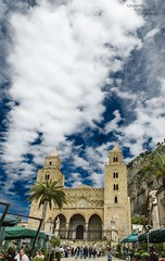 Dramatic sky in Cefalù... (Peppis) Tags: sky clouds nikon nuvole cielo sicily sicilia nationalgeographic cefalù peppis nikonclubit