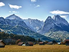 Zugspitze Herbst