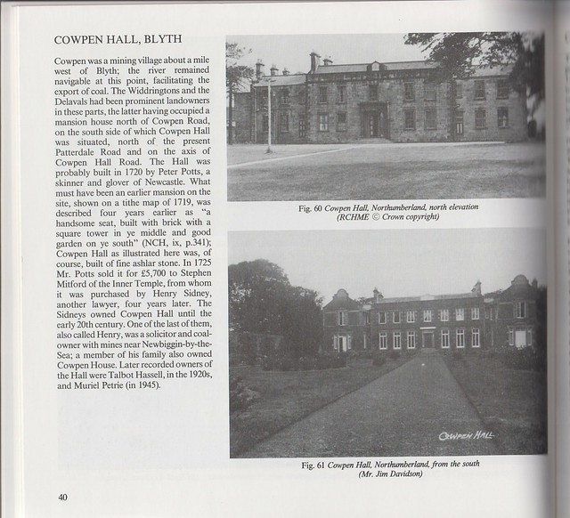 cowpen hall