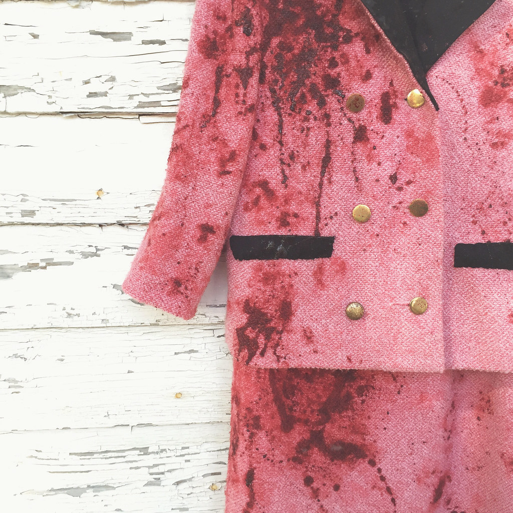 Pictures of Jackie Kennedy Pink Suit Blood - #rock-cafe