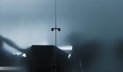 Behind the Glass (Joko-Facile) Tags: abstract oslo norway bar cafe airport no norwegen bistro minimal flughafen akershus abstrakt hurtigruten østlandet milkglass minimalistisch milchglas spitzbergentravel vestlandclassic