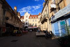 20150818-Canon EOS 6D-4688 (Bartek Rozanski) Tags: semurenauxois burgundy france semur bourgogne street square rustic town afternoon