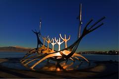 Iceland trip (Andrew Kettell) Tags: iceland ship reykjavik viking