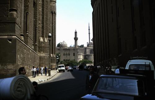 "Ägypten 1983 (18) Kairo: Mahmoudiya Moschee • <a style=""font-size:0.8em;"" href=""http://www.flickr.com/photos/69570948@N04/22964443896/"" target=""_blank"">Auf Flickr ansehen</a>"