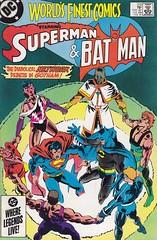 World's Finest Comics #312 (micky the pixel) Tags: comics comic heft dc worldsfinestcomics superman batman thenetwork pariscullins klausjanson