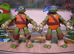 "Nickelodeon ""HISTORY OF TEENAGE MUTANT NINJA TURTLES"" FEATURING LEONARDO -  Nick  LEONARDO iii / ..with Nick Leo '12 (( 2015 )) (tOkKa) Tags: 2005 toys comic 1988 2006 1993 1992 leonardo figures toysrus 2012 2007 teenagemutantninjaturtles tmnt nickelodeon 2014 2015 displaystand playmatestoys ninjaturtlesthenextmutation toysrusexclusive tmntfastforward toontmnt tmntmovie4 turtlemilkstudios eastmanandlairdsteenagemutantninjaturtles moviestartmnt varnerstudios toonleo paramountteenagemutantninjaturtles 4kidstmnt paramountsteenagemutantninjaturtles tmnt2003 historyofteenagemutantninjaturtlesfeaturingleonardo davearshawsky tmnt2014movie"