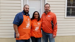 2015-12-03-Home Depot leaders-Knickerbocker (Services for the UnderServed) Tags: walter home painting back team great kerry giving depot fixing hayes volunteer job sus veterans generous knickerbocker susincnyc balduccini