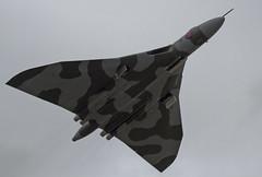 Avro Vulcan (Hawkeye2011) Tags: uk aircraft aviation military airshow planes vulcan bomber raf avro riat royalairforce raffairford xh558 2013