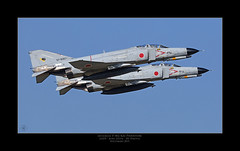 Mitsubishi F-4EJ Kai Phantom - Formation Take off (richieb56) Tags: japan aircraft aviation military jet off formation airshow kai take phantom flugzeug  flyg aviazione avion flygplan  aviacin aviacion luftfahrt  jasdf  khng   koku aeronave jieitai f4ej hng c luftfart penerbangan  nyutabaru  301hikotai  578357 phi