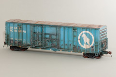 GN 138633 from Cannon and Co laser cut sides (Rob Barker) Tags: finished weathered ho cannonandco gn138633