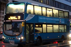 Liverpool (Andrew Stopford) Tags: liverpool eclipse wright arriva vdl 2dl db300 mx61aut
