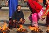 DS1A5848dxo (irishmick.com) Tags: nepal kathmandu 2015 lalitpur patan kumbheshwor temple bangalamukhi fire cermony