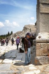 DSCF0629 ephesus borgol1crw (Luciana Adriyanto) Tags: travel turkey turkeytrip ephesus ancientcityofephesus landscape ruins ephesusruins v1olet lucianaadriyanto