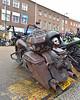 TrashGlide.. (Harleynik Rides Again.) Tags: trashglide hd harley davidson bike southampton nyd rat ratbike harleynikridesagain nikond810