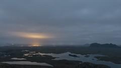 Stac Pollaidh Aurora Timelapse (bradders29) Tags: stacpollaidh aurora timelapse grahambradshaw scotland mountain assynt stars milkyway