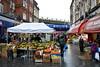 Electric Oranges (dhcomet) Tags: london brixton sw2 market oranges lemon plantain