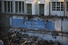 Reception (DunkelziffR) Tags: bonncenter building abriss demolition bonn 2016 gebäude architektur architecture