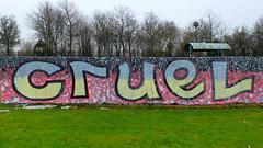 Graffiti Prinsenpark - Mongolz (oerendhard1) Tags: graffiti streetart urban art rotterdam prinsenpark cruel hoax mongolz