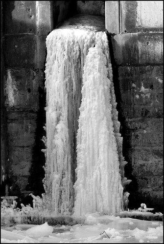 - Turbine eingefroren -
