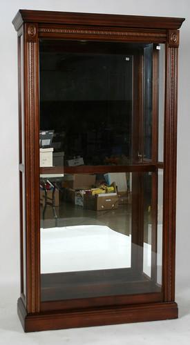 Pulaski Sliding Door Curio Cabinet ($330.00)
