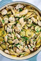 Lemon Caper Chicken (alaridesign) Tags: lemon caper chicken piccata with penne pasta