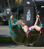 The Swing Thing (swong95765) Tags: swing playground kid girl fun happy enjoy seat