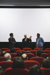 Ross Lipman 024 (Cinemazero) Tags: pordenone cinemazero rosslipman film notfilm busterkeaton samuelbeckett documentario