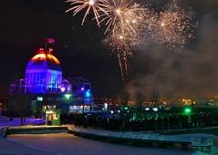 Panasonic FZ1000, Fireworks, Vieux-Port, Montréal, 7 January 2017 (10) (proacguy1) Tags: panasonicfz1000 fireworks vieuxport montréal 7january2017