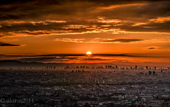 The Sunrise on New Year's Day (akirat2011) Tags: japan hdr 9xp
