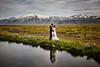 Elisabeth & Kalli (LalliSig) Tags: wedding photographer iceland people portrait portraiture summer fljótshlíð water reflection river eyjafjallajökull