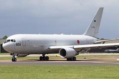 07-3604_KC-767J_404 Hikotai_EGVA_5337 (Mike Head - Jetwashphotos) Tags: boeing kc767j 404hikotai jasdf japanairselfdefenceforce riat16 royalinternationalairtattoo ffd egva raffairford uk unitedkingdom gb greatbritain england tanker airrefuelling
