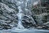 Cascada la chorranca (La granja de San Ildefonso) (pabloangelcolina) Tags: cascada waterfall paisaje landscape segovia spain españa nieve invierno winter longexposition