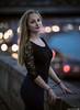 Portrait (Vagelis Pikoulas) Tags: portrait girl woman bokeh canon light lights tamron 70200mm vc budapest buda hungary europe travel 2016 november autumn