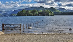 Derwentwater and Catbells (Nige H (Thanks for 7.5m views)) Tags: nature landscape lake derwentwater catbells lakedistrict england