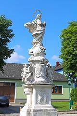 Riegersburg. Maria Immaculata, 1742