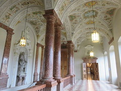 Germany - Bavaria - Munich - Munich Residence - Emperor's staircase (JulesFoto) Tags: germany bavaria munich münchen munichresidence palace staircase munichresidenz