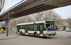RET 928 (Metropendel) - Rotterdam (rvdbreevaart) Tags: ret rotterdam rotterdamzuid maashaven denoudsten alliance b96 denoudstenb96 metro openbaarvervoer publictransport öpnv nikon d3300 raw rawtherapee metropendel bus