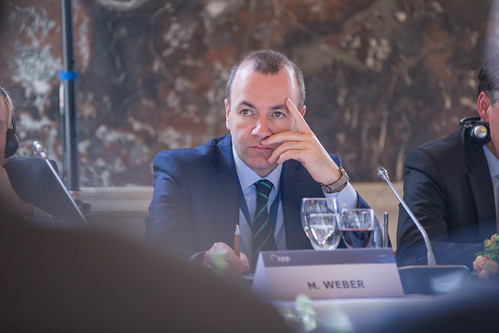 epp summit march european peoples party manfred weber csu germany group chairman