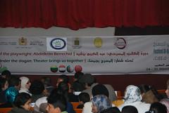 Al Qasr (Al Qasr International Festival of Theater - ) Tags: festival de theatre dar el international morocco maroc ksar salle alqasr spectacle  kebir        takafa