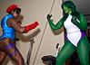 ADP_5696 (amthortv) Tags: cosplay cammy dragoncon streetfighter bellechere shehulk jayjustice dragoncon2015