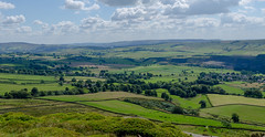 Embsay valley (rich01535) Tags: england sky cloud field grass cow nikon cows valley distance northyorkshire skipton embsay d7000