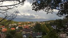 View from Krabbelyckan