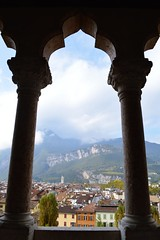 Trento (Claudia Liguori PH) Tags: life old city travel sunset sky italy hot building love nature night dark living photo high ancient nikon italia photographer darkness cloudy quality memories culture lifestyle happiness professional trento hd lovely