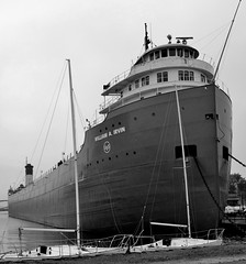 William A. Irvin (Neal3K) Tags: duluth ironore orecarrier greatlakesfreighter lakefreighter hauntedship williamairvin museumship bulkfreighter americanshipbuildingcompany talconite