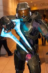 DragonCon-61 (King_of_Games) Tags: cosplay saturday halo dragoncon labordayweekend masterchief spartan energysword dragoncon2015