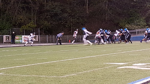 "Woodland Hills vs. Upper St. Clair - Oct 2, 2015 • <a style=""font-size:0.8em;"" href=""http://www.flickr.com/photos/134567481@N04/21278864214/"" target=""_blank"">View on Flickr</a>"