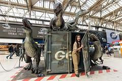 Jurassic World 2 Will Be From Quotes Inspired From Jurassic Park (asian_pin) Tags: jeffgoldblum samneill derekconnolly colintrevorrow jurassicworld