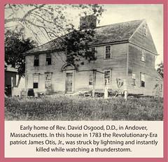 Home of Rev. David Osgood, Andover, Mass. (State Library of Massachusetts) Tags: historicbuildings andovermassachusetts statelibraryofmassachusetts photographcollections jamesotisjr davidosgood