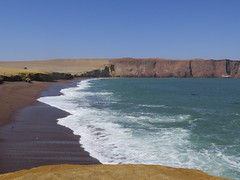 "Parc national de Paracas <a style=""margin-left:10px; font-size:0.8em;"" href=""http://www.flickr.com/photos/83080376@N03/21715465911/"" target=""_blank"">@flickr</a>"